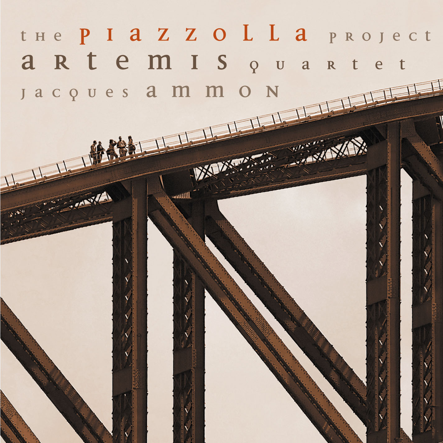 The Piazzolla Project - with Jack Ammon