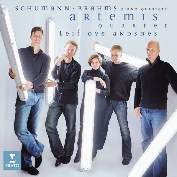 Schumann & Brahms Piano Quintets - with Leif Ove Andsnes
