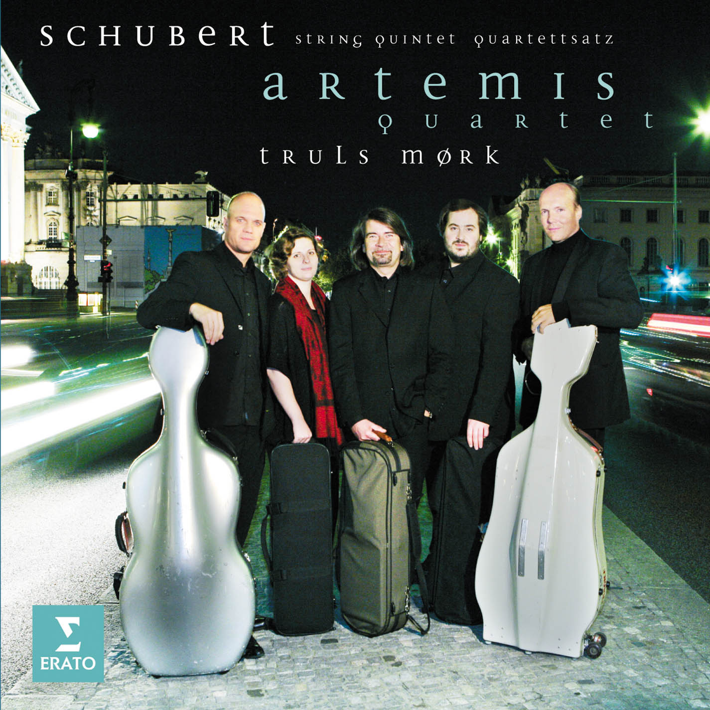 Schubert String Quintet & Quartettsatz - with Truls Mørk